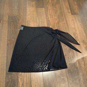 SHAN Bikini Coverup (Sarong) Size 2 equal Medium